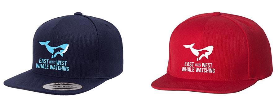 East Meets West Baseball Cap